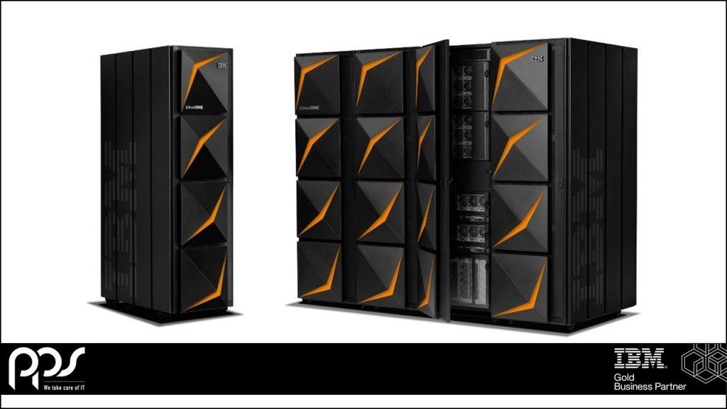 IBM LinuxONE Frames