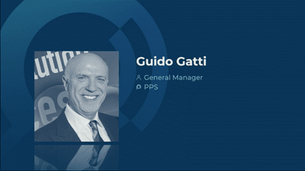 Guido Gatti, PPS General Manager