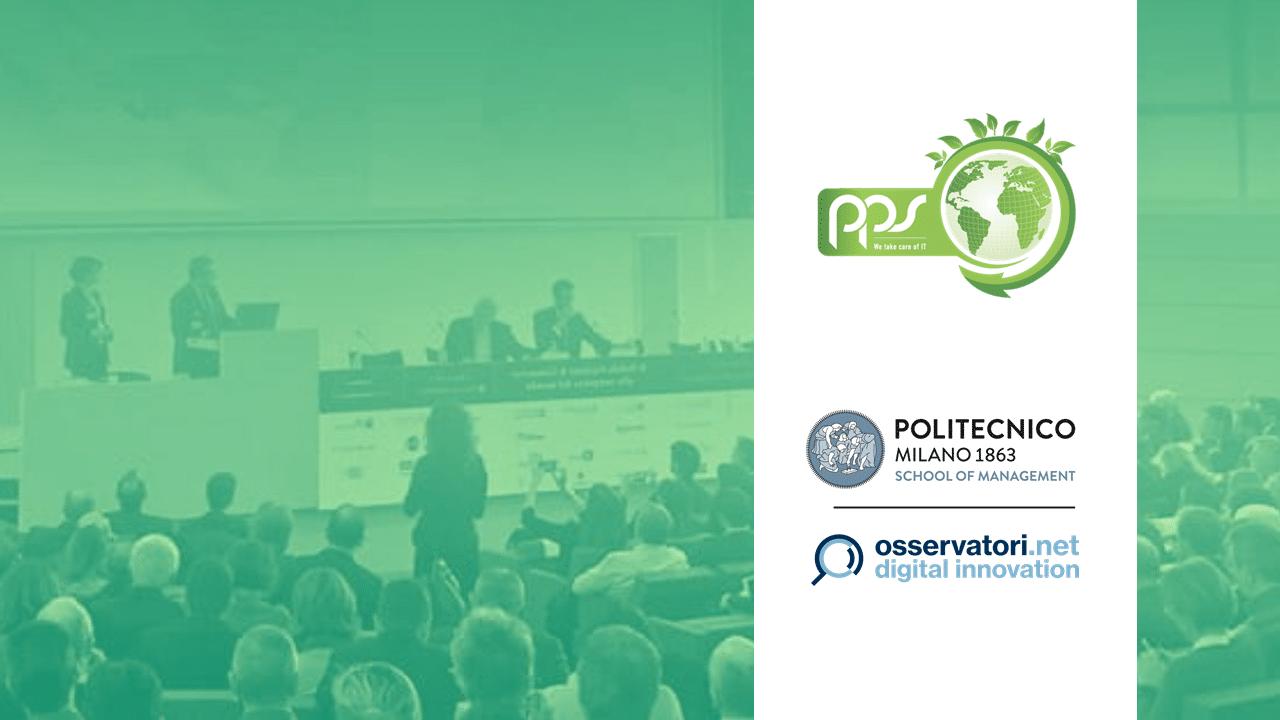 PPS al Convegno Food Sustainability 2021 – Politecnico di Milano